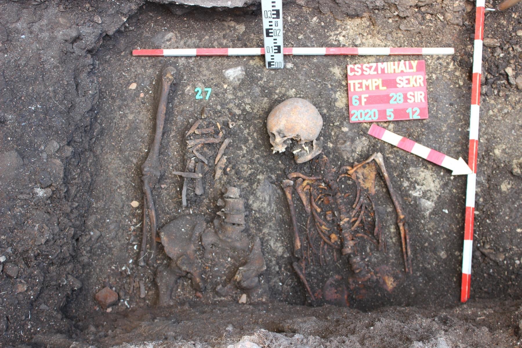 Régészeti ásatás